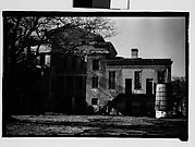 [Belle Grove Plantation House, White Castle, Louisiana]