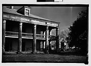 [Uncle Sam Plantation House and Garconniere, St. James Parish, Louisiana]