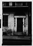 [Greek Revival Doorway, New Orleans, Louisiana]
