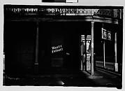 [Street Corner, New Orleans, Louisiana]