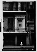 [Doorway of Greek Revival Town House, New Orleans, Louisiana]