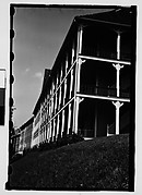 [Side View of Hotel at Bedford Springs, Pennsylvania]