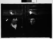 [Subway Passengers, New York City: Two Women]