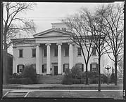 [Greek Revival Building, Executive Mansion, Milledgeville, Georgia]