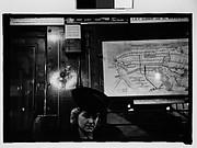 [Subway Passenger, New York City: Woman in Hat]