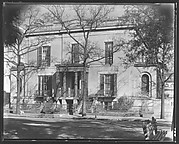 [Greek Revival Building, Francis Sorrel House, Savannah, Georgia]