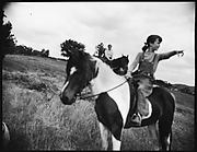 [Unidentified Horseback Riders]