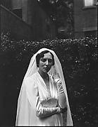 [Wedding Portrait: Margot Loines]