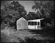 [Jane Smith Evans's Barn and Studio Addition, Old Lyme, Connecticut]