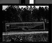 [Billboard Advertising John Evans Auto Repair, South Carolina]