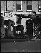 [Shoe and Clothing Shopfront Façade, Savannah, Georgia]