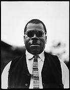 [Man Wearing Rounded Spectacles, Florida]