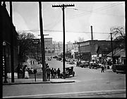 [Street Scene, Milledgeville, Georgia]
