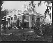 [Plantation House, Burnside, Louisiana]