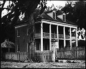 [Unidentified Plantation House, Louisiana]