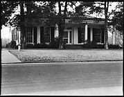 [Greek Revival House with Full-Façade Porch]