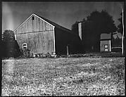 [Farmhouse Buildings, Vicinity Danbury, Connecticut]