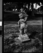 [Garden Statuary of a Cherub, Florida]