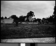 [Villa House, From Sidewalk, Florida]