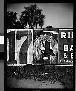 [Torn Ringling Brothers Circus Poster, Florida]