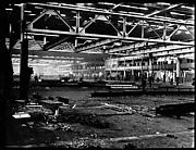[Interior of Willow Run Plant, Ypsilanti, Michigan]