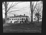 [Greek Revival House, Fuller Residence, Bedford, New York]