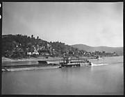 [Sternwheeler A.B. Sheets on River, Pittsburgh, Pennsylvania?]