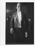 [Mannequin Advertising Dinner Jacket, New York City]