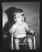 [Baby in High Chair]