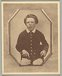 [Copy of a Daguerreotype Made c. 1850 Showing Charles Samuel Crane as a Young Boy]