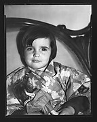 [Young Girl with Doll]