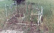 Grave, Near Farnsdale, Alabama
