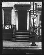 [Greek Revival Doorway, New York City]