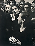 Funeral of 20 teenaged partisans at the Liceo Sannazart in the Vómero district, Naples, October 2, 1943