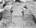 Hebrew University of Jerusalem, Hatzor Excavation. Shore Negative #13