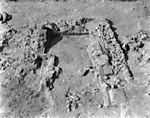 Hebrew University of Jerusalem, Hatzor Excavation. Shore Negative #163