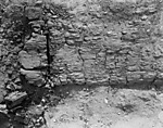 Hebrew University of Jerusalem, Hatzor Excavation. Shore Negative #114