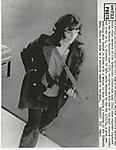 [Patricia (Patty) Hearst During Hibernia Bank Robbery, San Francisco]