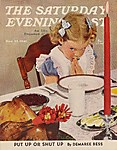 Cover of the Saturday Evening Post, November 22, 1941