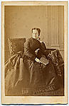 [Empress Eugenie Seated with Book]