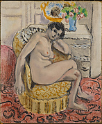 Nude in an Armchair (Nu au fauteuil)