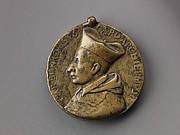 Medal:  Bust of Carlo Borromeo