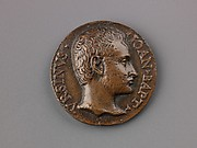 Medal:  Bust of Gianbattista Orsini
