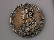 Medal:  Ippolita Gonzaga