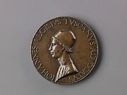 Medal:  Giovanni Alvise Toscani