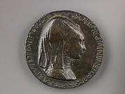 Medal:  Isotta degli Atti