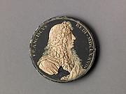 Model for medal of Francesco Redi