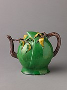 Peach-Shaped Wine Pot or Tea Pot