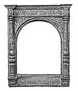 Tabernacle frame