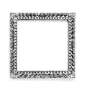 Fragment of a cassetta frame